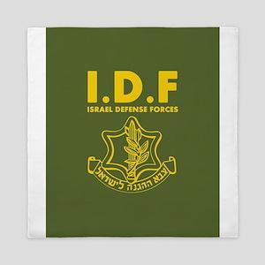 IDF Israel Defense Forces - ENG Queen Duvet