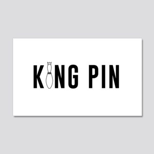 King pin Wall Decal