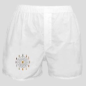 Circle of Whiskey 5th Boxer Shorts