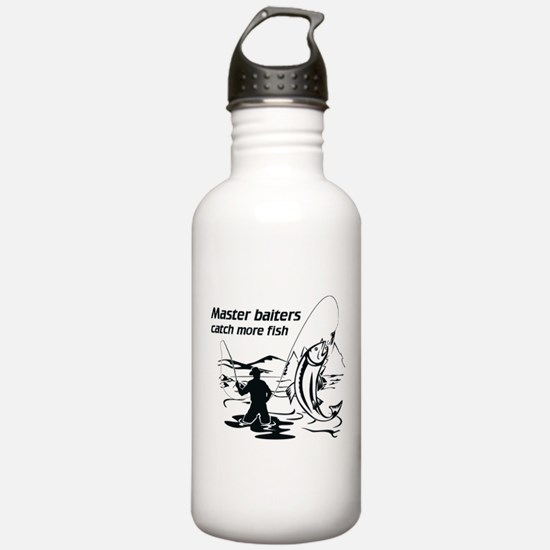 Master baiters catch more Water Bottle