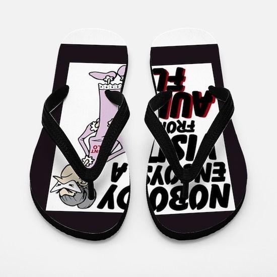 Aunt Flo ~ Flip Flops