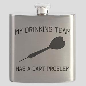 Drinking team dark problem Flask