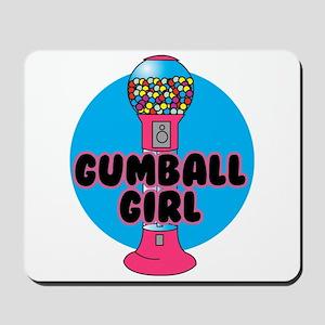 Gumball Girl Mousepad