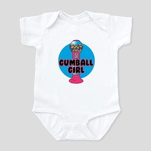 Gumball Girl Infant Bodysuit