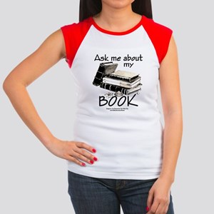 Pocket Design: Ask Me A Women's Cap Sleeve T-Shirt