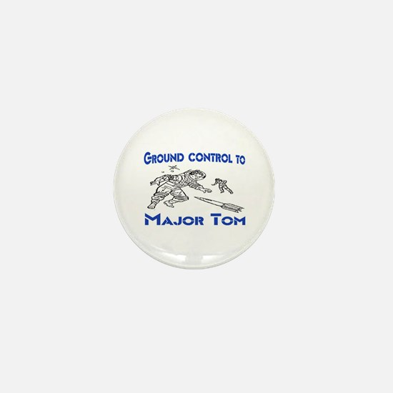MAJOR TOM Mini Button (10 pack)