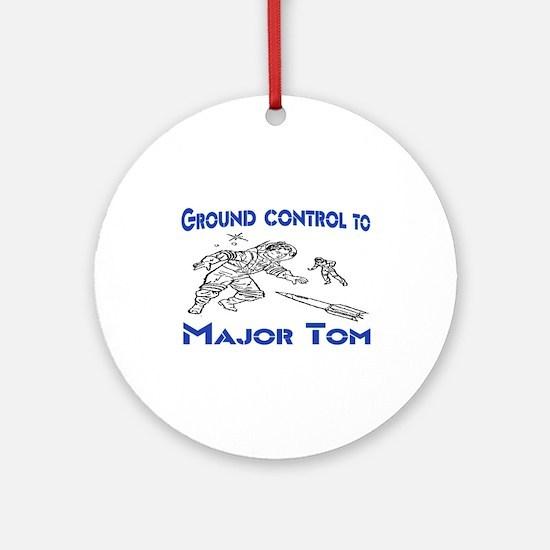 MAJOR TOM Ornament (Round)