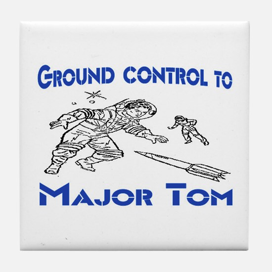 MAJOR TOM Tile Coaster