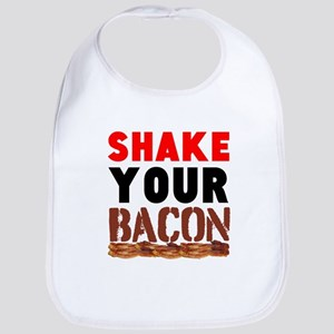 Shake Your Bacon Bib