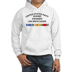 USS White Sands Hoodie