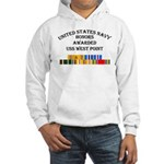 USS West Point Hoodie