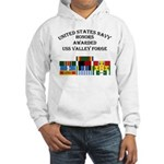 USS Valley Forge Hoodie
