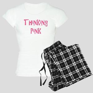 Thinking pink Pajamas