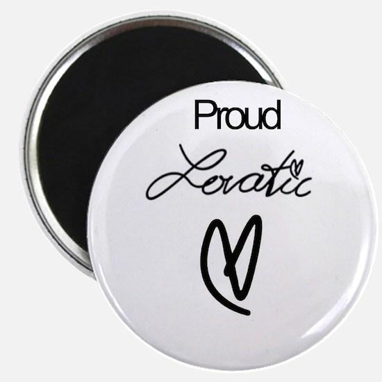 Proud Lovatic Magnets