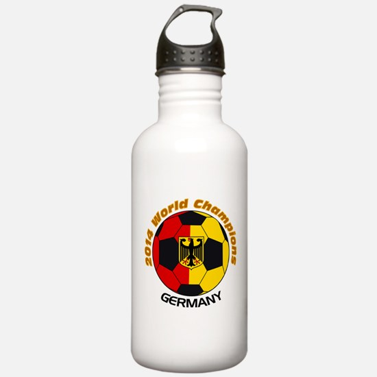 2014 World Champions Water Bottle
