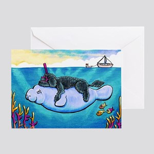 Water Babies Greeting Cards