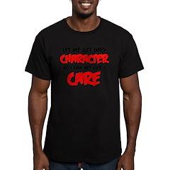 Like I Care bla-red T-Shirt