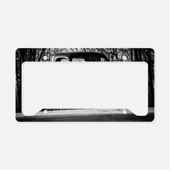 American muscle License Plate Holder