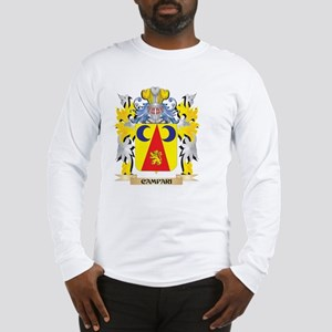 Campari Coat of Arms - Family Long Sleeve T-Shirt