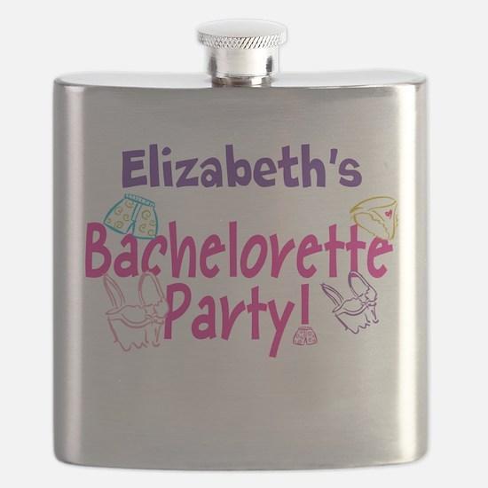 Bachelorette Party (p) Flask