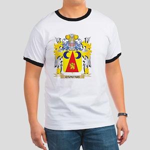 Campari Coat of Arms - Family Crest T-Shirt