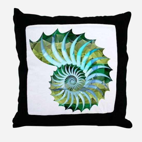 Cute Ocean Throw Pillow