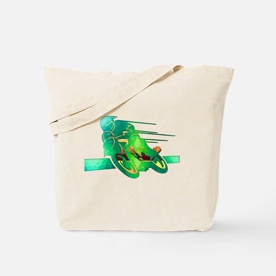 Funny Motorcycle harley Tote Bag