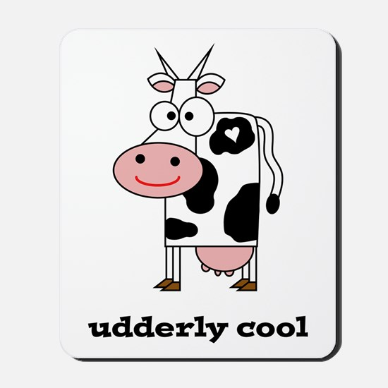 Udderly Cool Mousepad