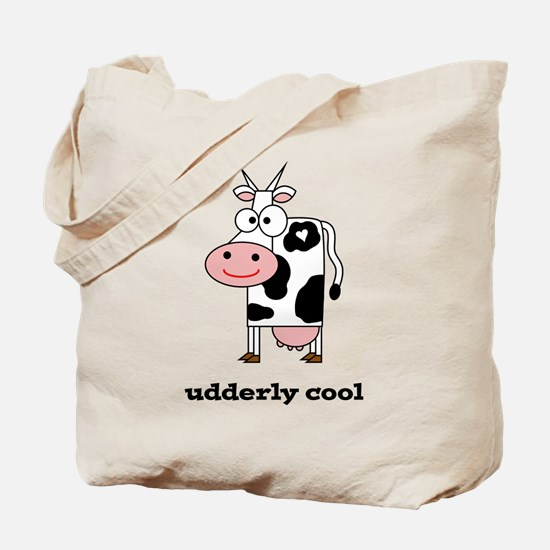 Udderly Cool Tote Bag
