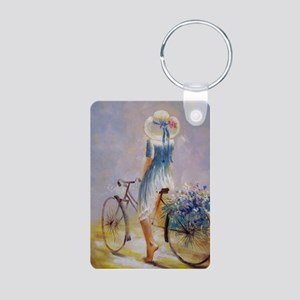 Vintage Bicycle Keychains