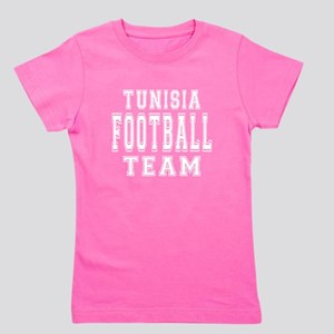 Tunisia Football Team Girl's Tee