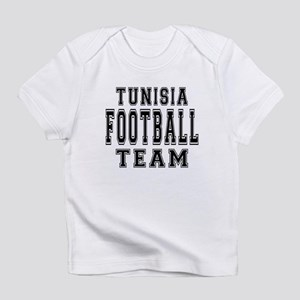 Tunisia Football Team Infant T-Shirt