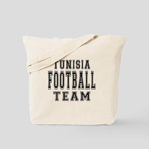 Tunisia Football Team Tote Bag