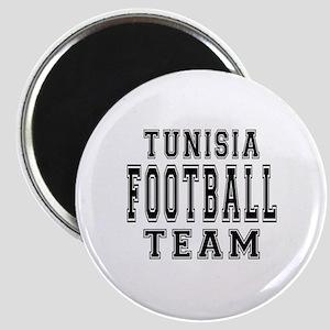 Tunisia Football Team Magnet