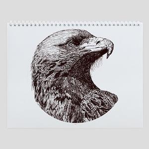 American Eagle Wall Calendar