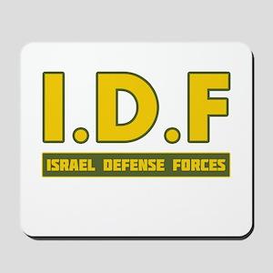 IDF Israel Defense Forces3 colorize - Big Mousepad
