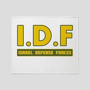 IDF Israel Defense Forces3 colorize - Big Throw Bl