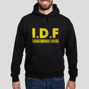IDF Israel Defense Forces3 colorize - Big Hoodie