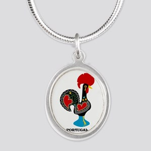 Portuguese Rooster of Luck Necklaces