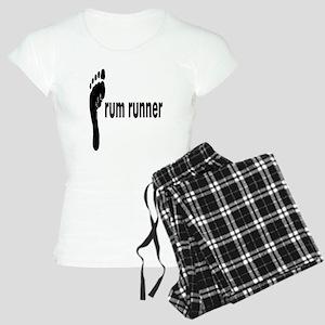 rum runner Women's Light Pajamas
