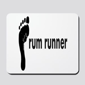 rum runner Mousepad