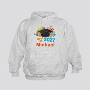 Class Of 2027 Personalized Hoodie