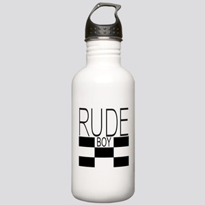 RUDE BOY Stainless Water Bottle 1.0L