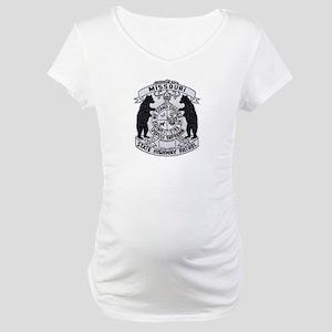 Missouri Highway Patrol Maternity T-Shirt
