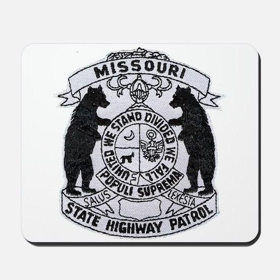 Missouri Highway Patrol Mousepad