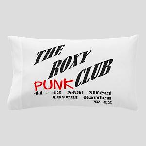 The Roxy Punk Club Pillow Case