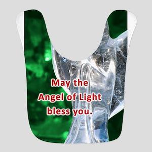 Angel of Light Blessing Bib