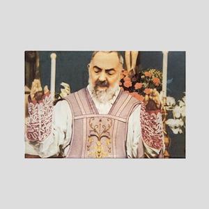 Padre Pio Stimma Magnets