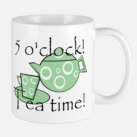 5 O'clock! Tea time! Mugs