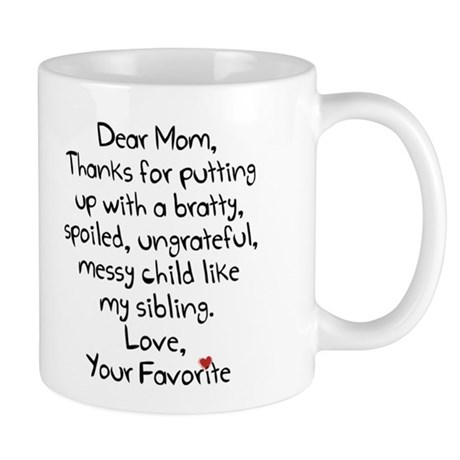 The Favorite Child Mug